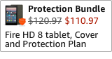 Fire HD 8 Protection Bundle