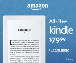 Read More and Pack Less with Amazon Kindle