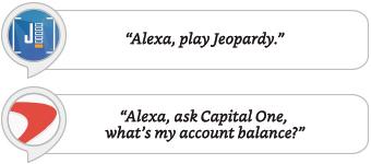 Alexa, play Jeopardy.