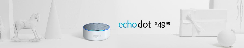 Echo Dot $49.99