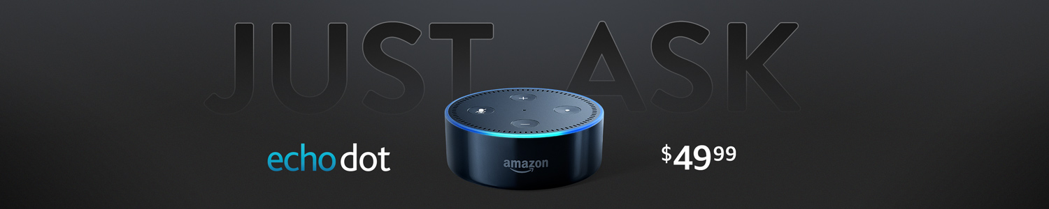 All-New Echo Dot $49.99