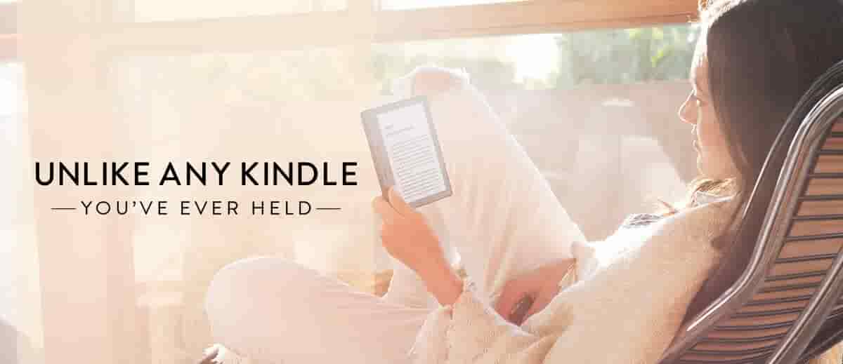 Unlike any kindle