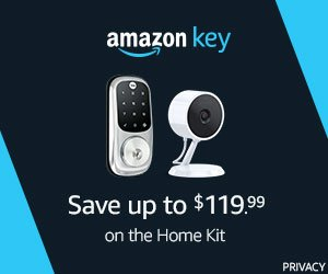 Shop Amazon Devices- Save up to $119.99 on Amazon Key Home Kit