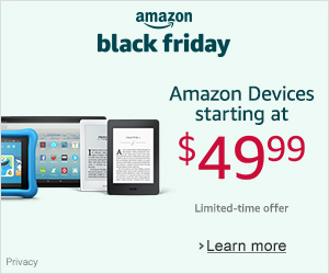 Amazon Devices Black Friday Deals 2017