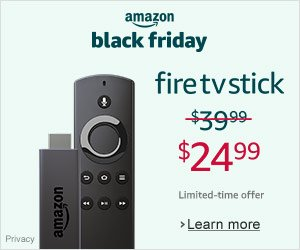 Shop Amazon Devices - Save $15 on Fire TV Stick
