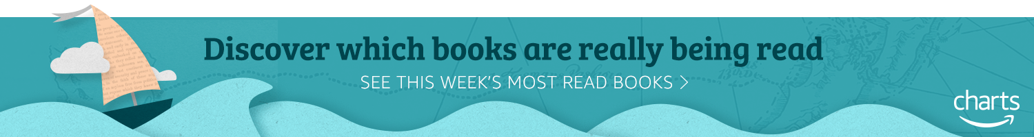 Discover what books are really being read with Amazon Charts. See this week's most read books: