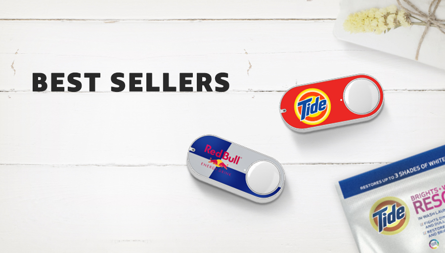 Best selling Dash Buttons