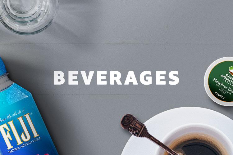 Beverage Dash Buttons