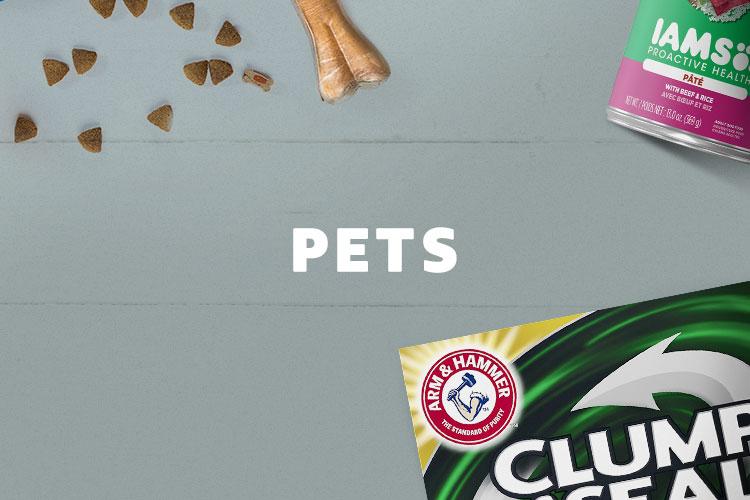 Pets Dash Buttons