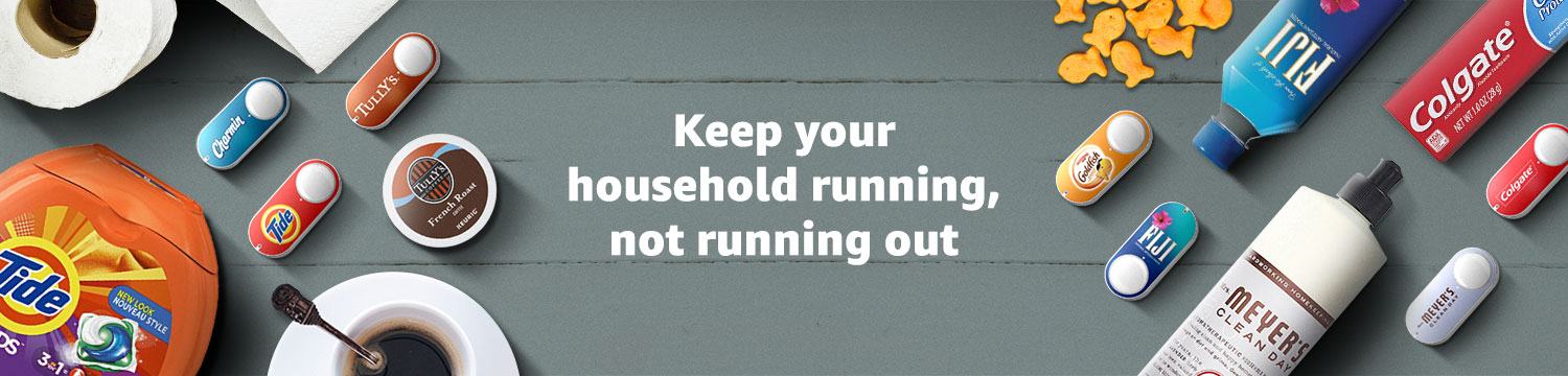 Keep your household running, not running out.