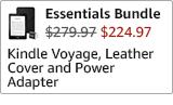 Kindle Voyage Essentials Bundle