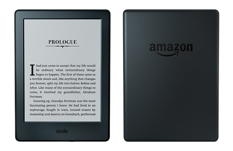 Kindle (8th Generation), Black