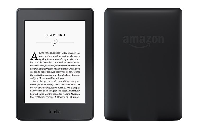 Kindle Paperwhite (7th Generation), Black