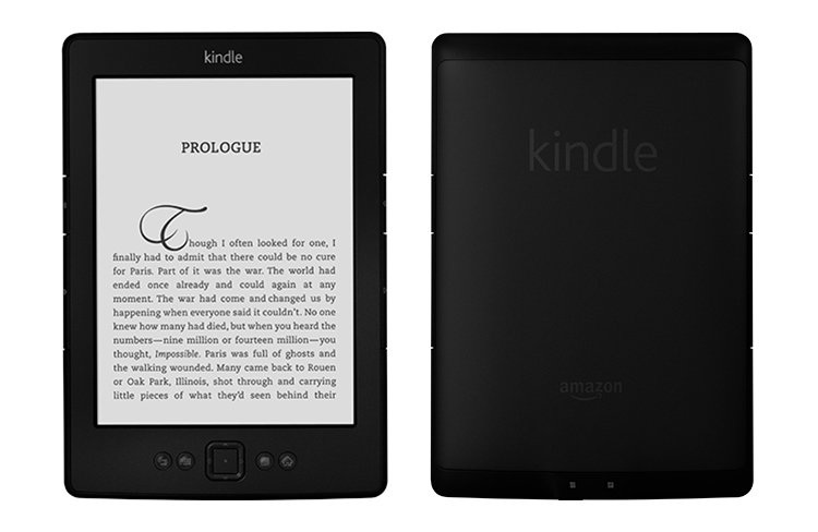Kindle (5th Generation), Black