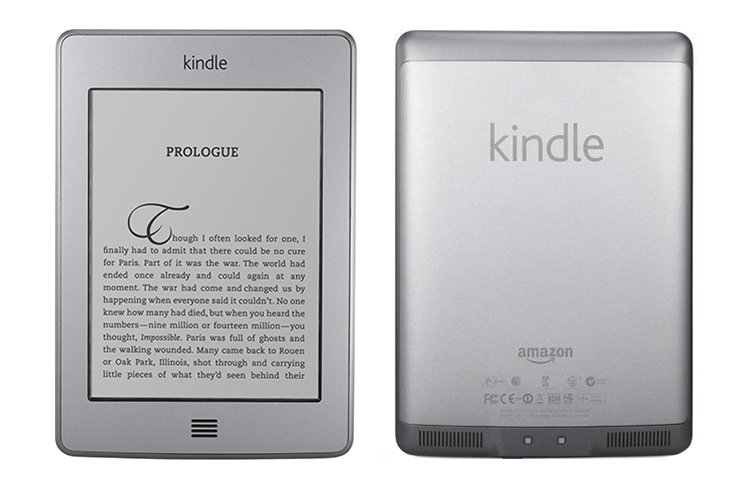 Kindle Touch (4th Generation)
