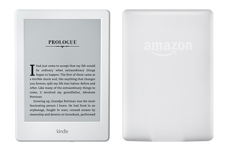 Kindle (8th Generation), White