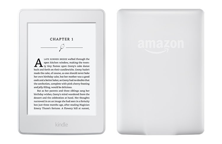 Kindle Paperwhite (7th Generation), White