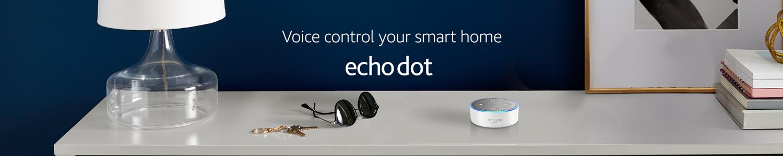 Voice control your smart home | Echo Dot