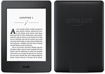 Kindle 7th Gen Paperwhite, Black