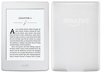 Kindle Paperwhite 7th Gen, White