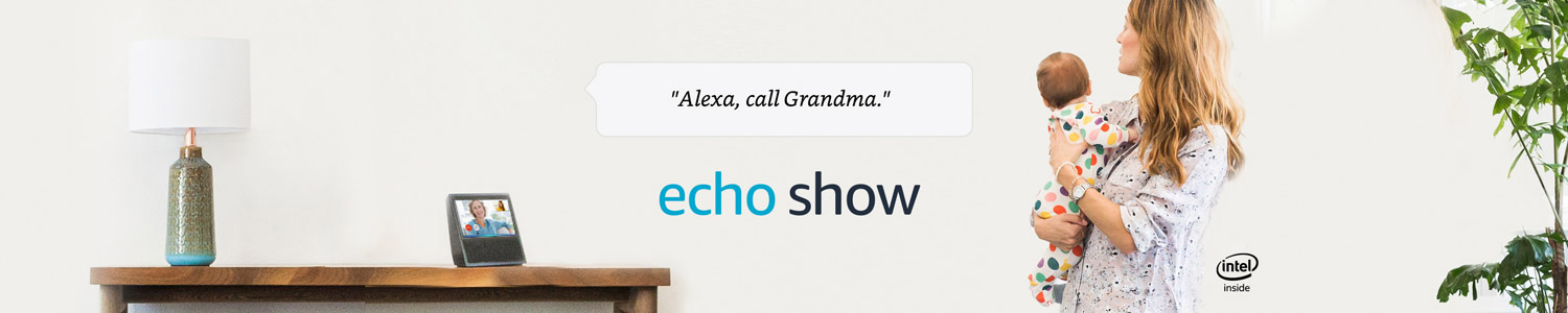 Echo Show | With calling and messaging