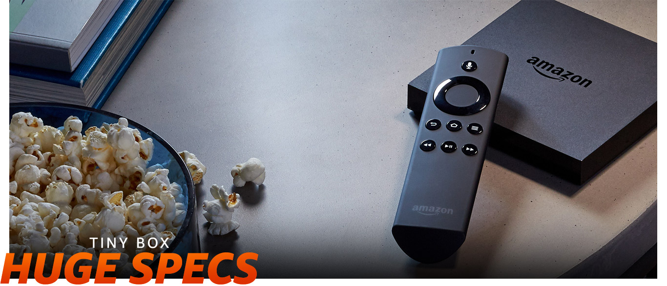 Fire TV  Amazon Official Site  Streaming Media Player