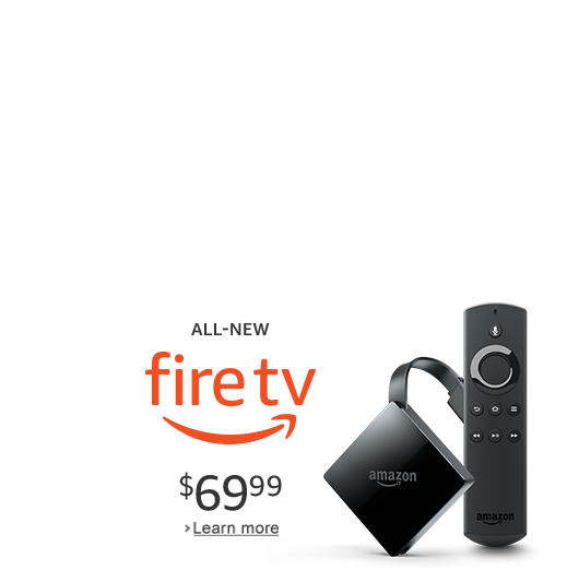 All-New Fire TV