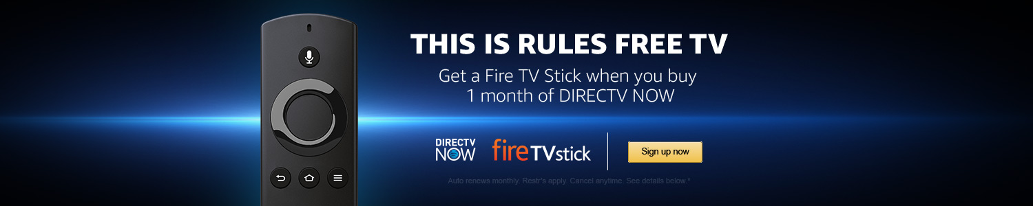 Get a free Fire TV Stick