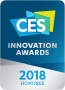 CES Innovation Awards 2018 Honoree''