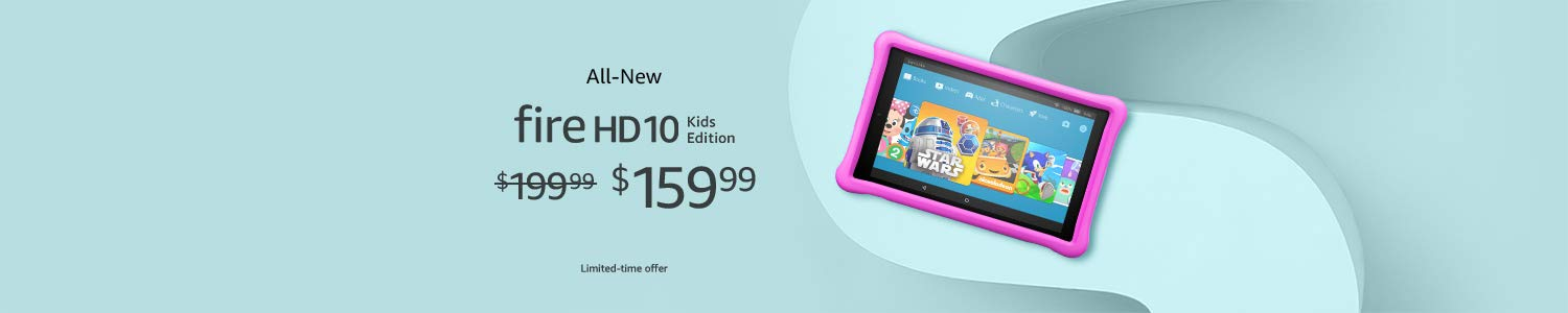All-new Fire HD 10 Kids Edition