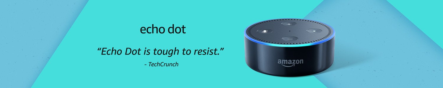 Echo Dot | Echo Dot is tough to resist. - TechCrunch