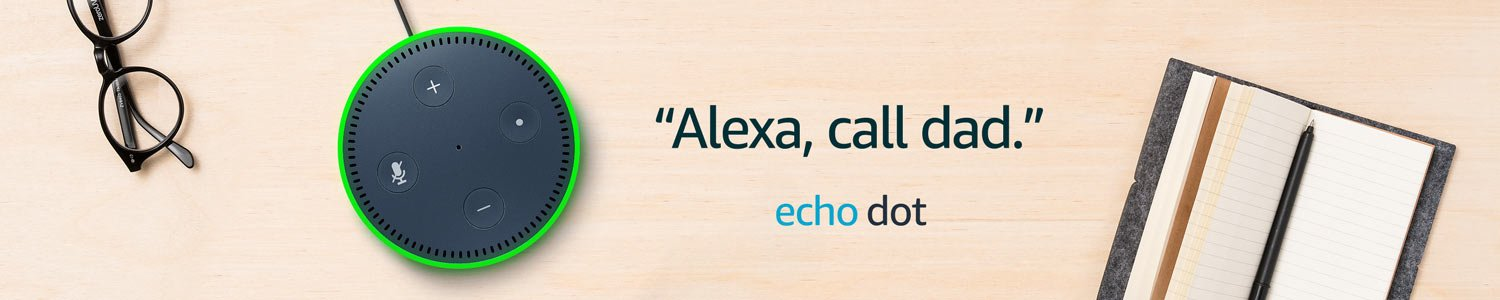 Echo Dot | Alexa, call dad.