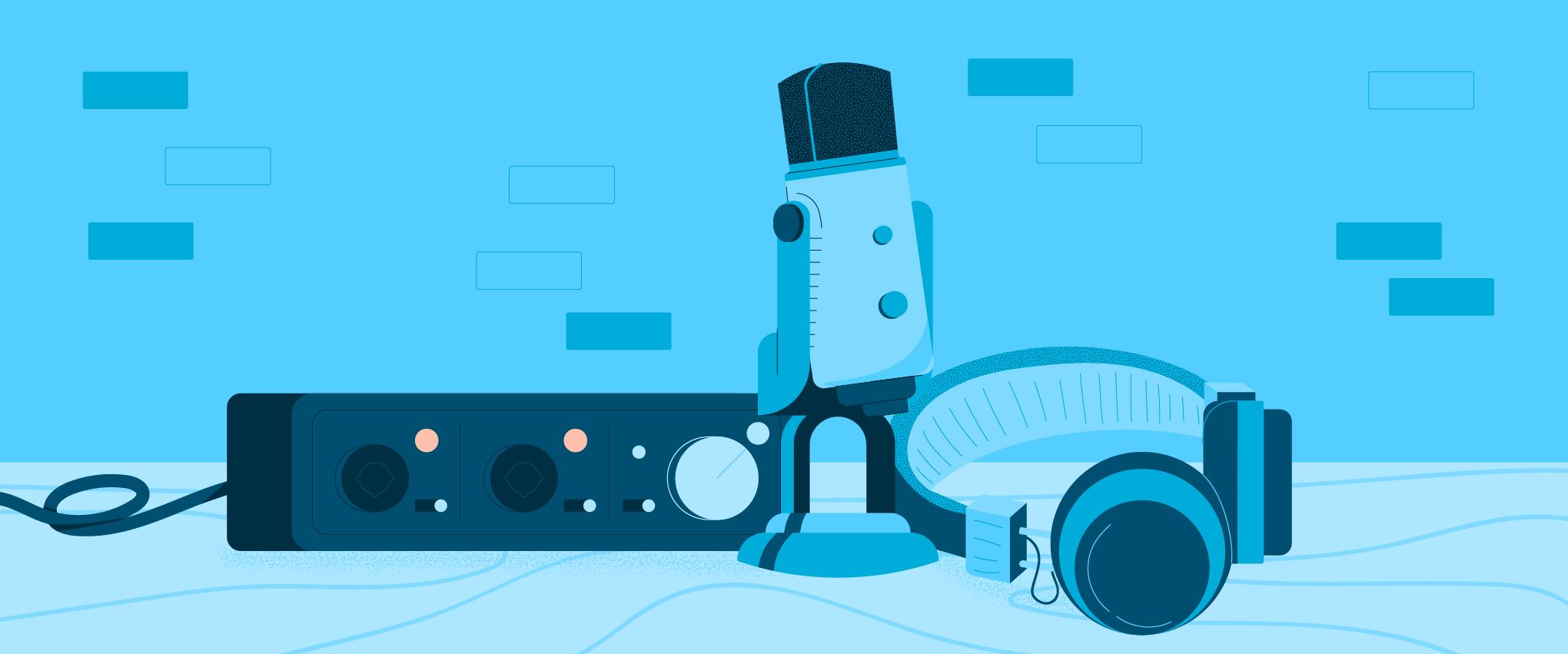 Radio Stations & Podcasts