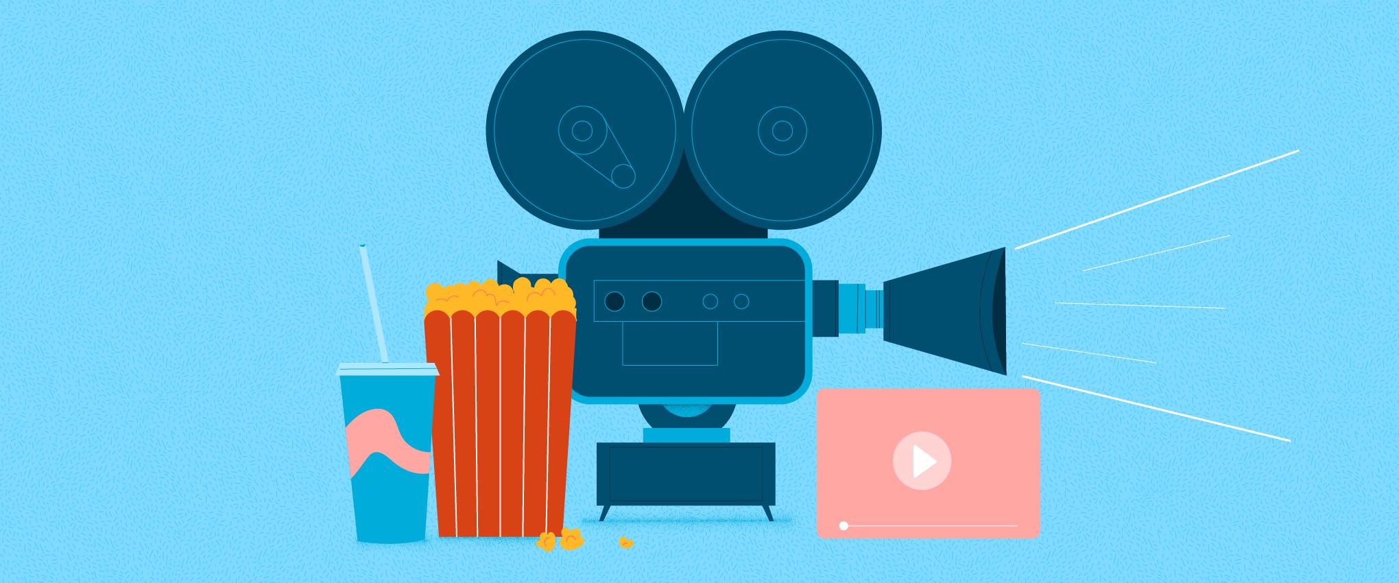 Movies, videos & TV shows
