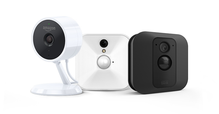 Amazon Cloud Cam and Blink