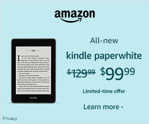 Shop Amazon Devices - Save on all-new Kindle Paperwhite