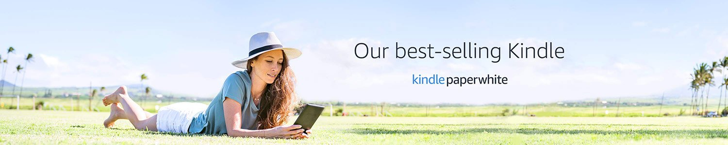 Our best-selling Kindle