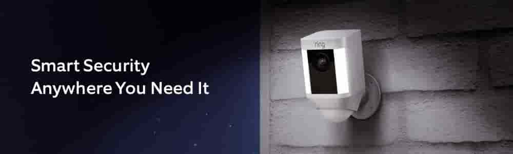 Smart Security Anywhere You Need It