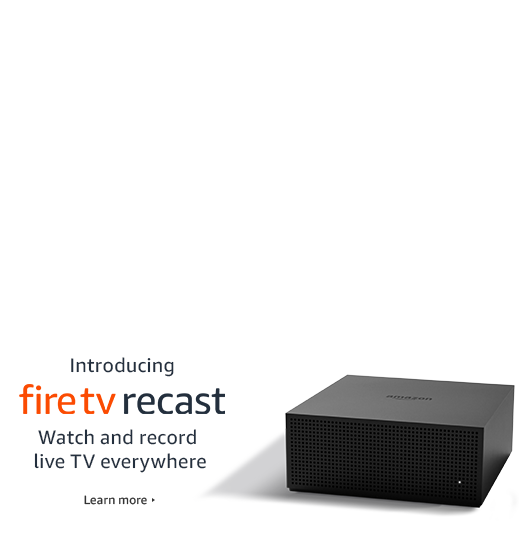 Introducing Fire TV Recast