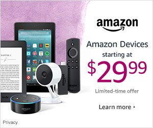 Amazon Mother's Day Deals 2018 - Shop Amazon Devices - Mother's Day Deals starting at $29.99
