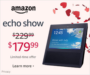 Shop Amazon Devices - Save $50 on Echo Show