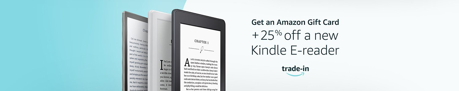 Kindle Trade-In