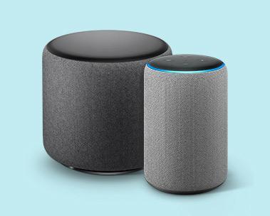 Echo Plus with Echo Sub