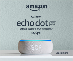 All new Echo devices 2019