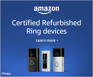 Amazon Devices - CR Ring devices starting $89.99