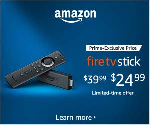 Amazon Devices - Prime-exclusive Offer - $15 Off Fire TV Stick