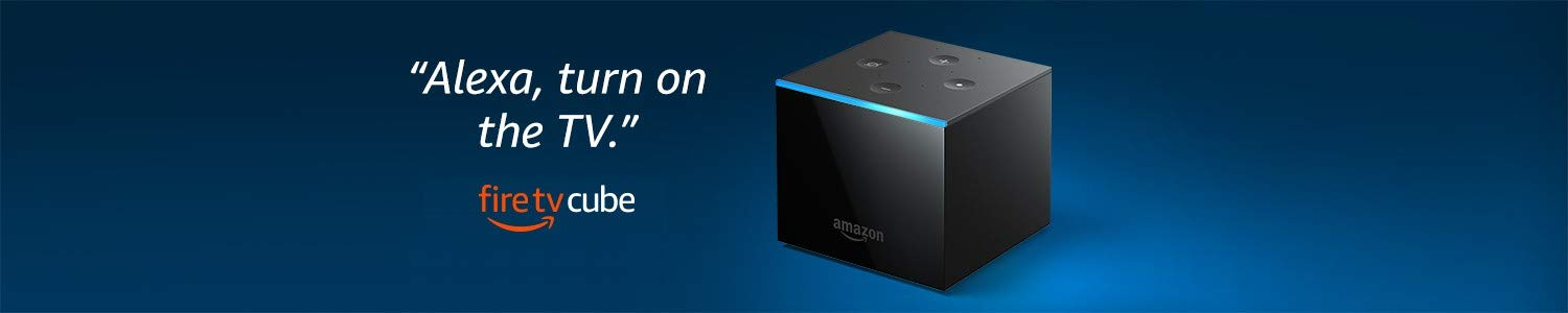 """Alexa, turn on the TV."" 