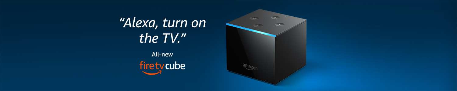 """""""Alexa, turn on the TV."""" 
