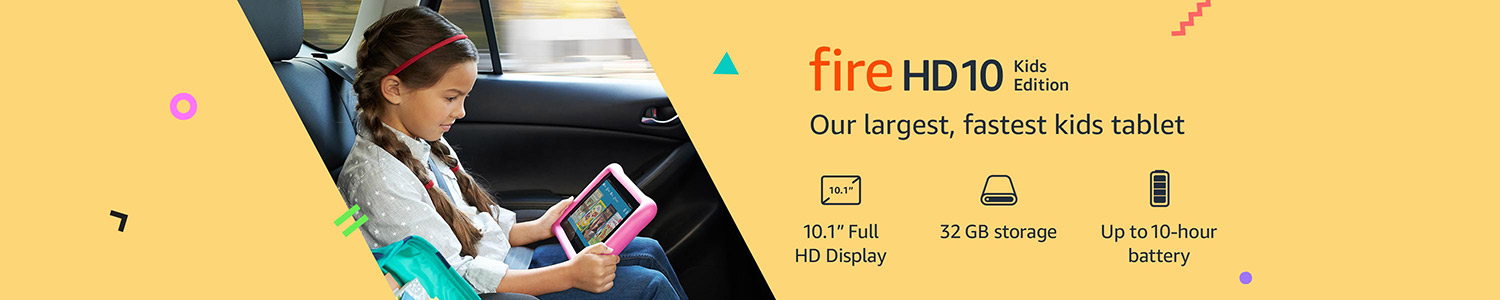 Fire Tablets - Amazon Devices