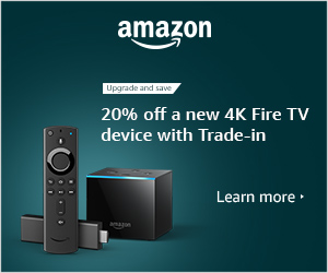 Shop Amazon Devices - Fire TV Trade-In Offer